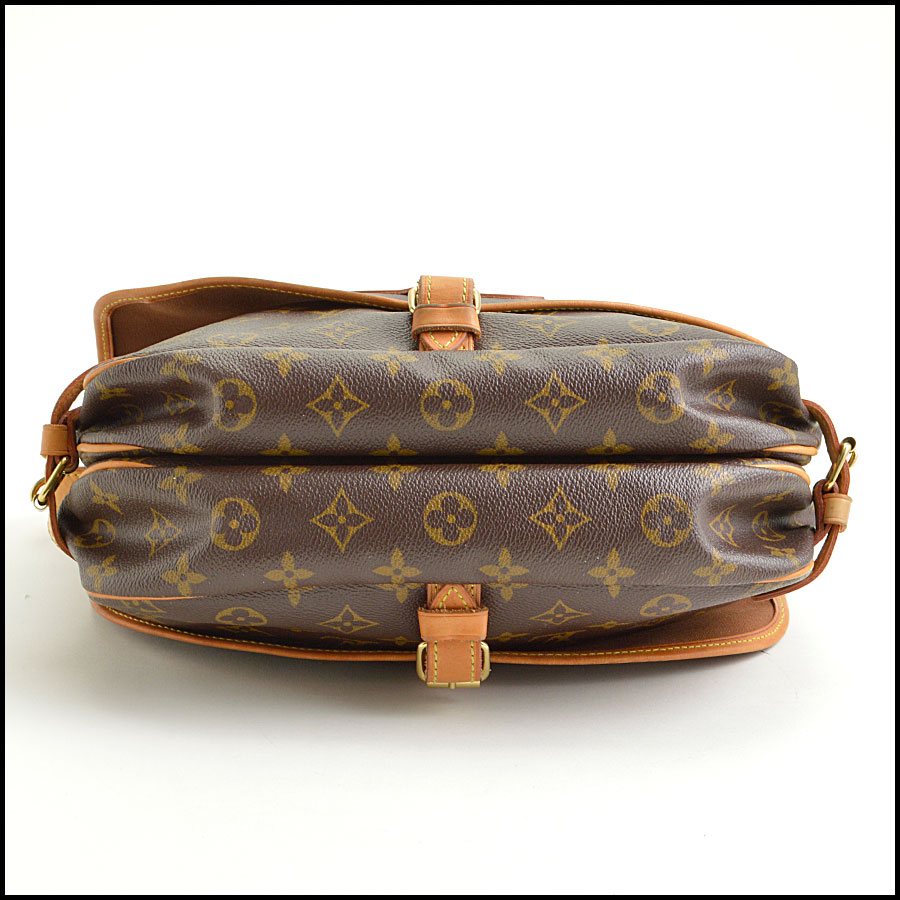 RDC8852 Louis vuitton sawmur bottom