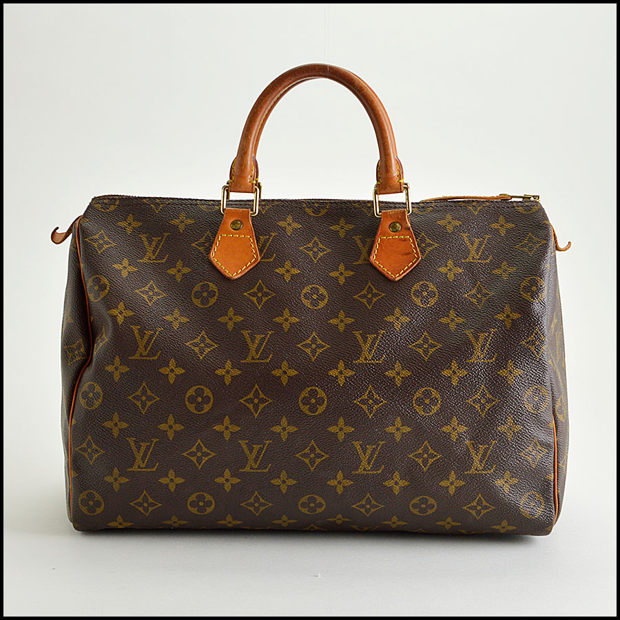 RDC8392 Louis Vuitton LV Monogram Speedy