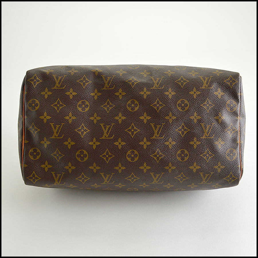 RDC8392 Louis Vuitton LV Monogram Speedy model bottom