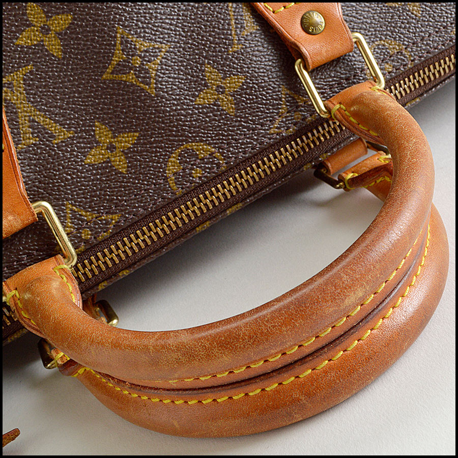 RDC8392 Louis Vuitton LV Monogram Speedy handle