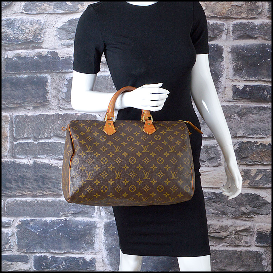 RDC8392 Louis Vuitton LV Monogram Speedy model