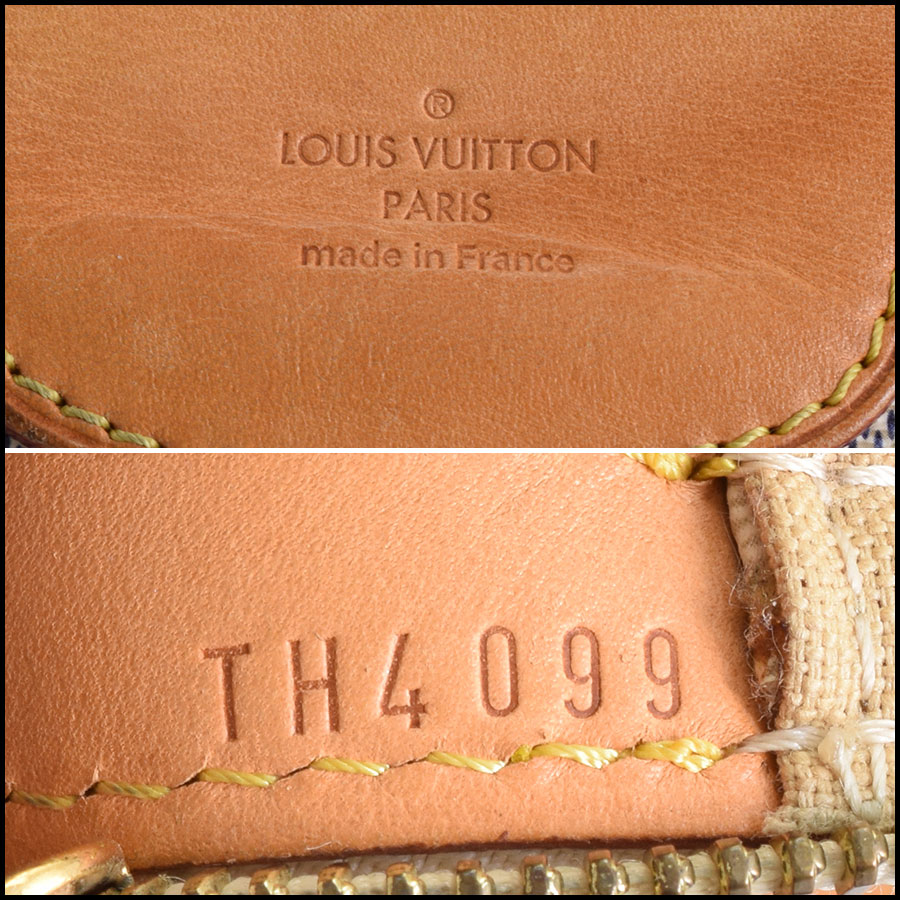 RDC9536 Louis Vuitton Stressa tag 2