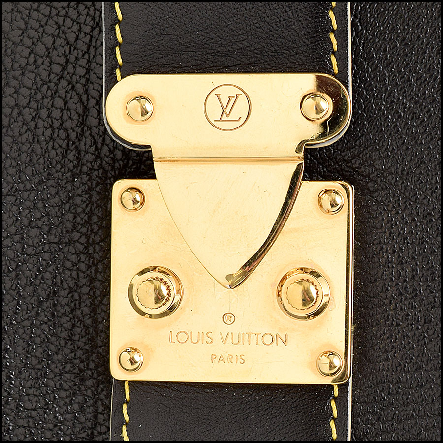 RDC9130 Louis Vuitton Suhali close up