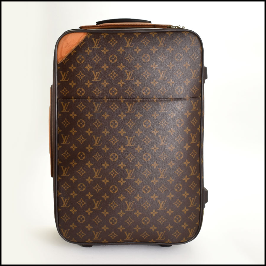 RDC9315 Louis Vuitton Pegase 55 Suitcase