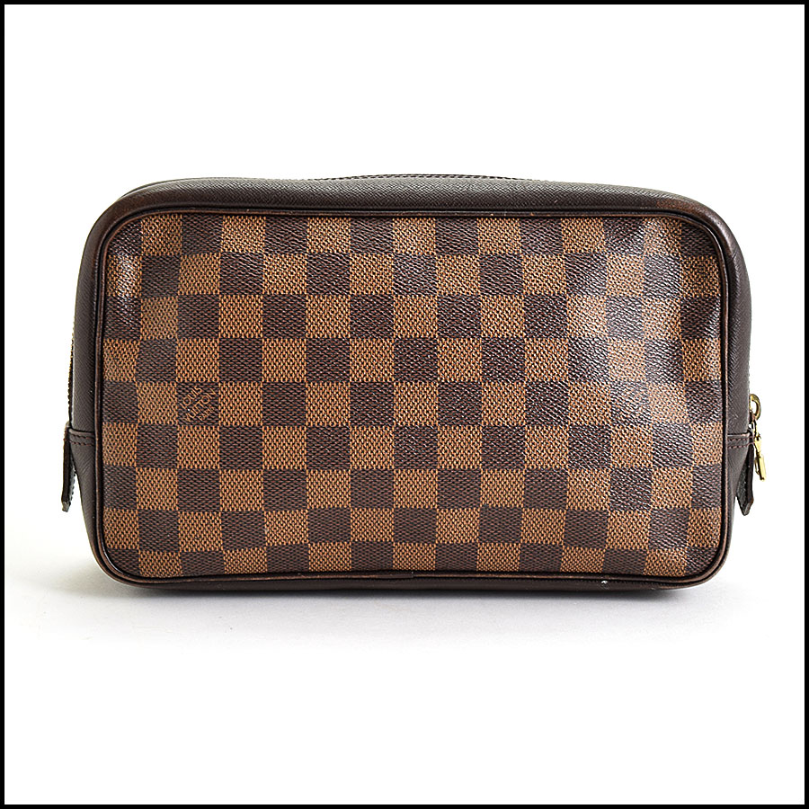 RDC9627 Louis Vuitton Damier Ebene Trousse Toilette 23