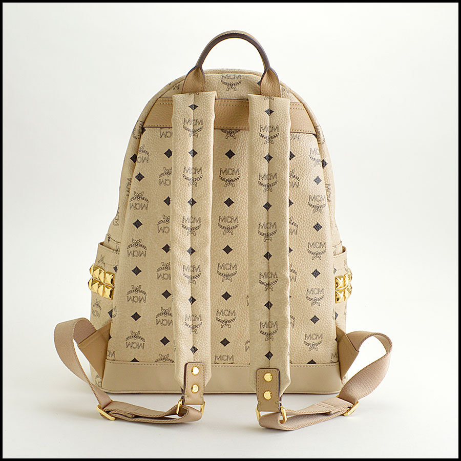 RDC8460 MCM studded stark backpack back