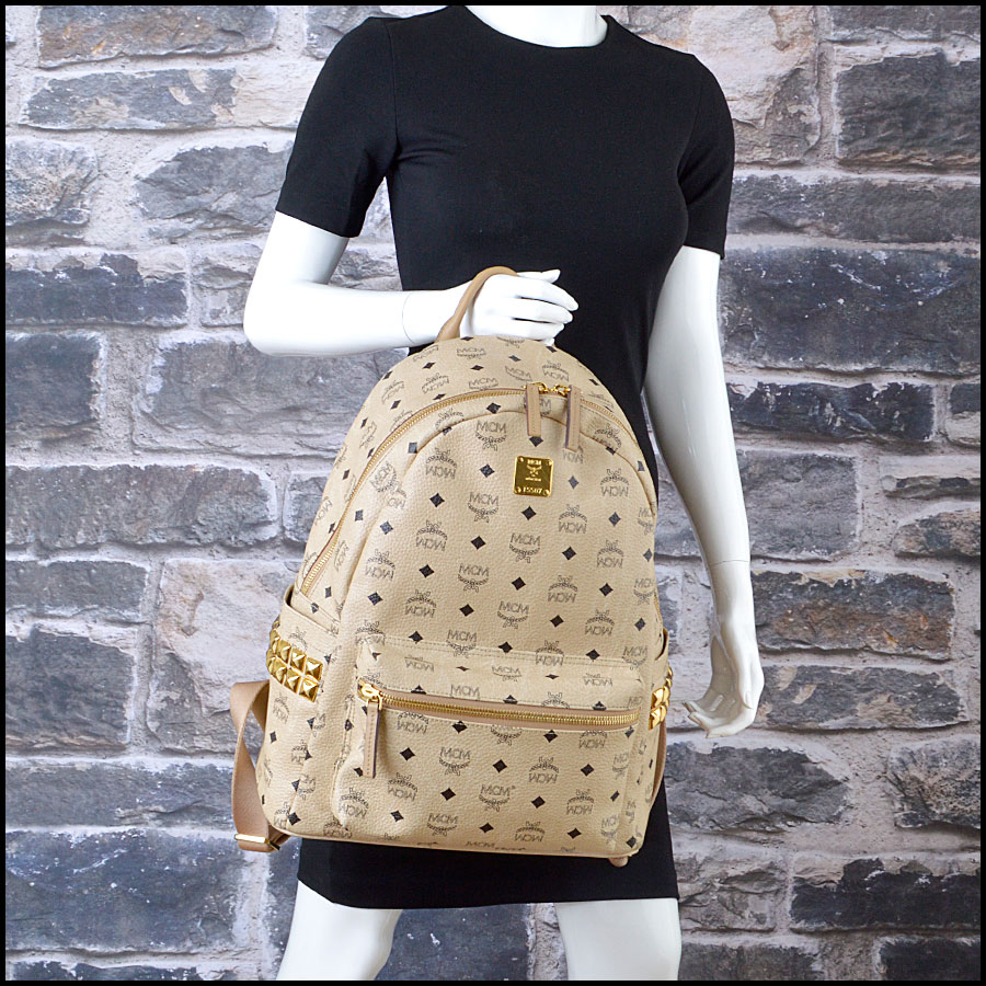 RDC8460 MCM studded stark backpack model