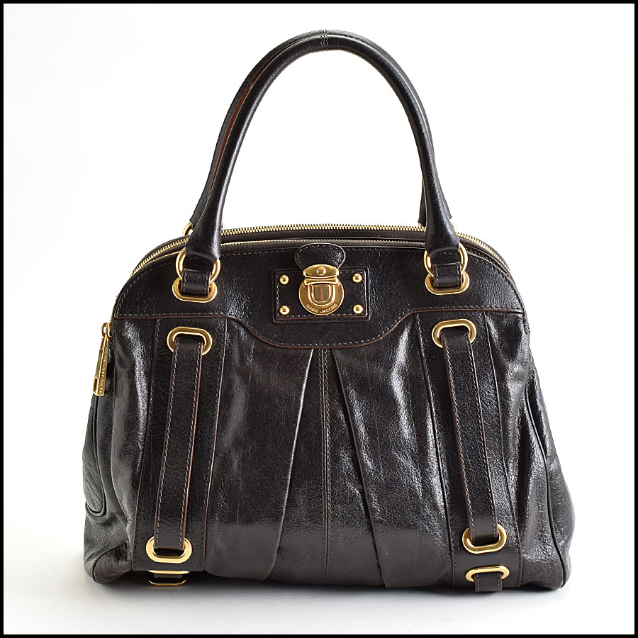 RDC9402 Marc Jacobs Dark Brown Hudson