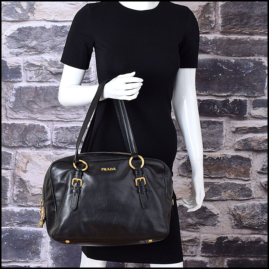 RDC9335 Prada Leather Tote  model
