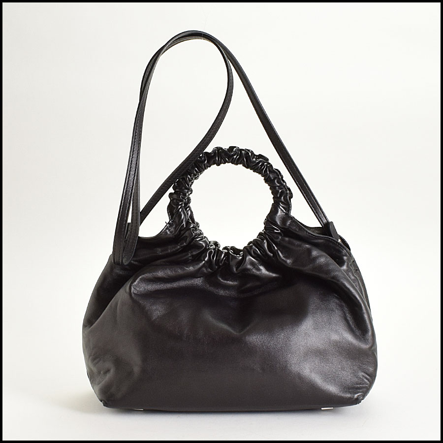 RDC9285 The Row Black Bag back