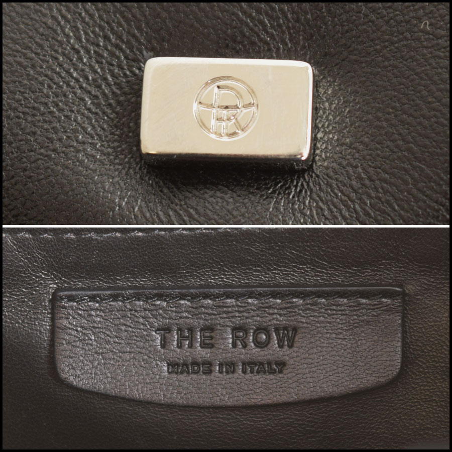 RDC9285 The Row Black Bag tag