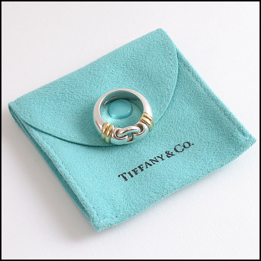 RDC9945 Tiffany & Co. O-Bit Ring