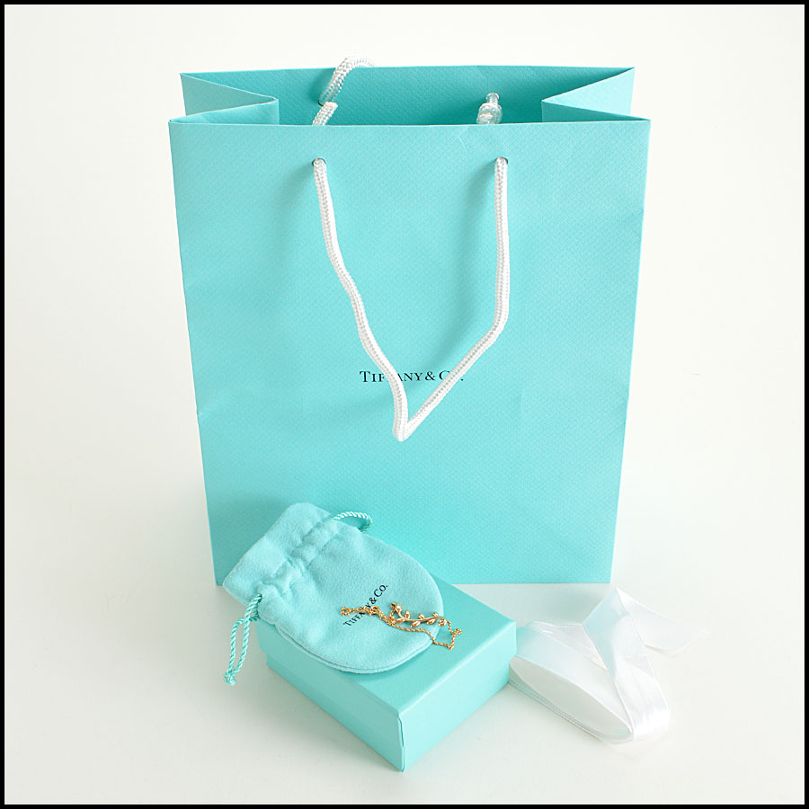 Tiffany & Co. Olive Leaf Vine extras
