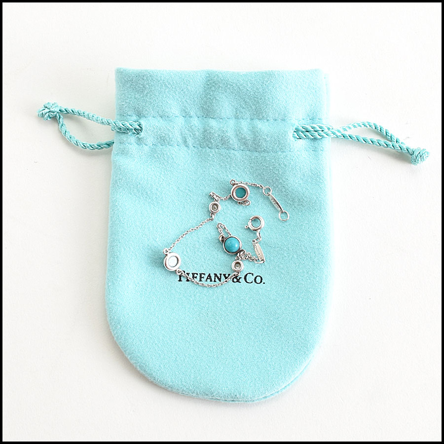 RDC9440 Tiffany & Co. Color by The Yard Bracelet includes