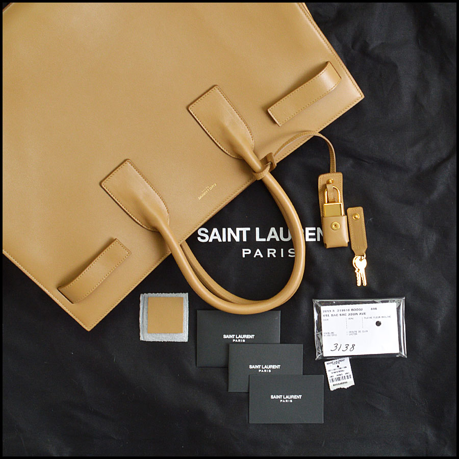 RDC8503 Saint Laurent Large Sac de Jour Tote extras