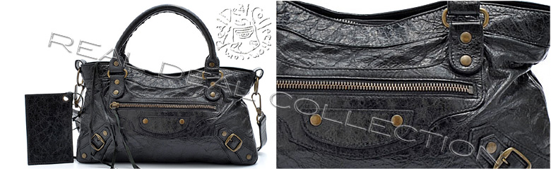 da0dcc1363af Balenciaga Third Season Motorcycle Bag Leather Types and Colors Produced
