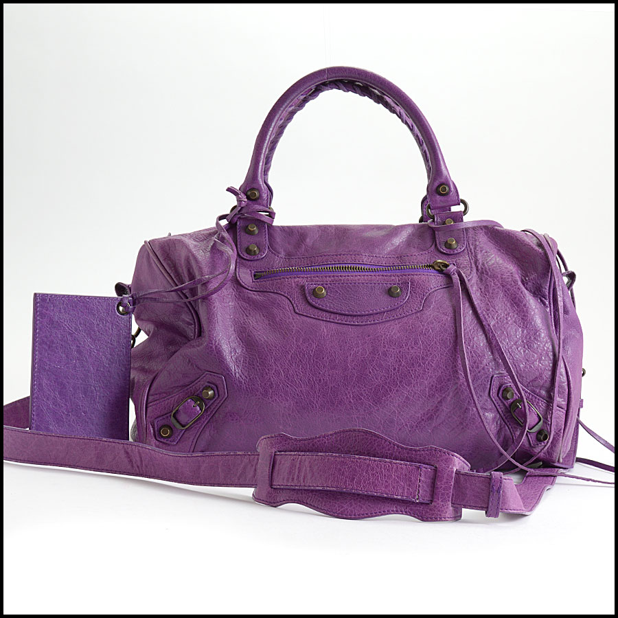 RDC10079 Balenciaga Boston/Polly