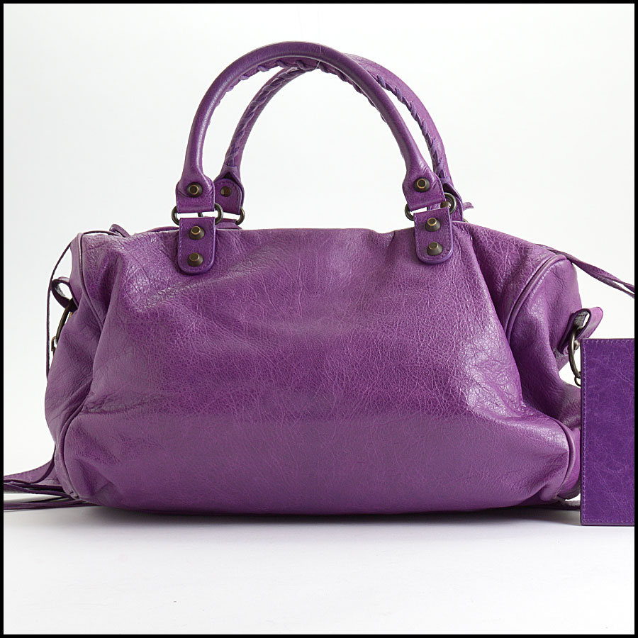 RDC10079 Balenciaga Boston/Polly back