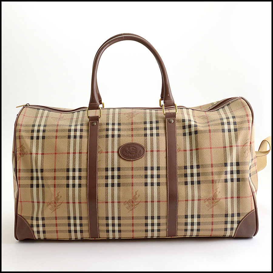RDC10200 Burberry Boston Travel Bag
