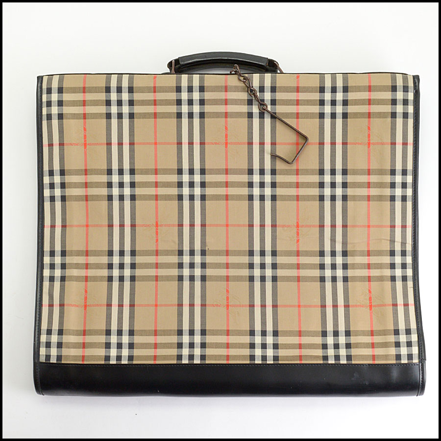 RDC10069 Burberry Nova Garment back