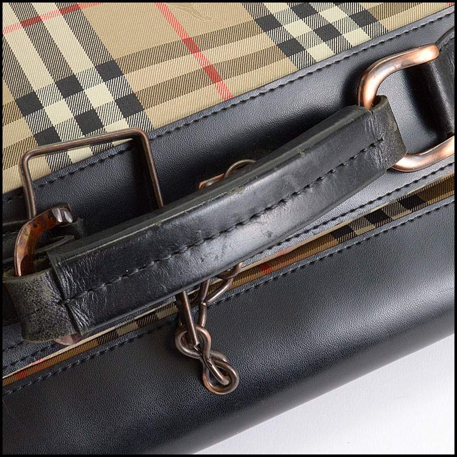 RDC10069 Burberry Nova Garment handle