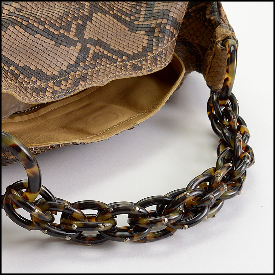 RDC10117 Bottega Veneta Python handle