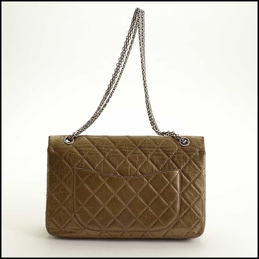 RDC11440 Chanel Bronze 227 Jumbo Reissue back