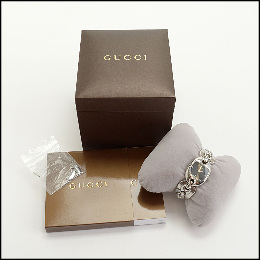 RDC10021 Gucci Marina Chain Watch includes