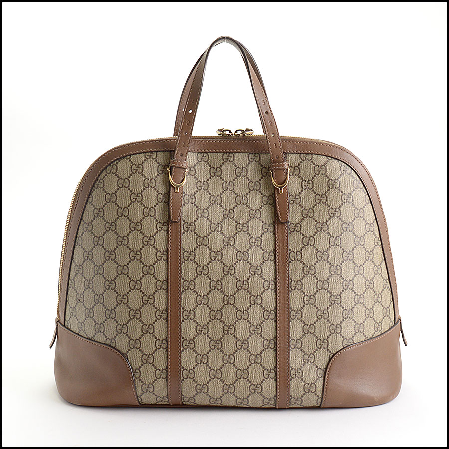 RDC10547 Gucci Coated Canvas Large Tote Bag
