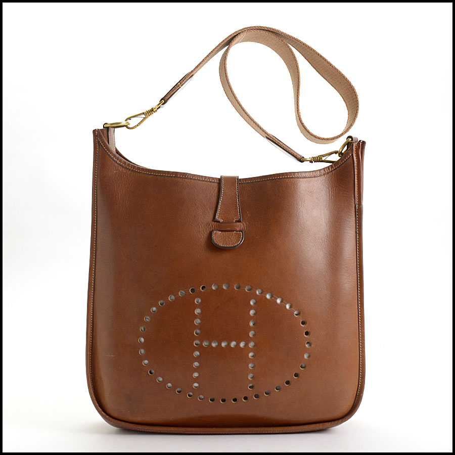 RDC10699 Hermes Barenia Evelyne GM Bag back