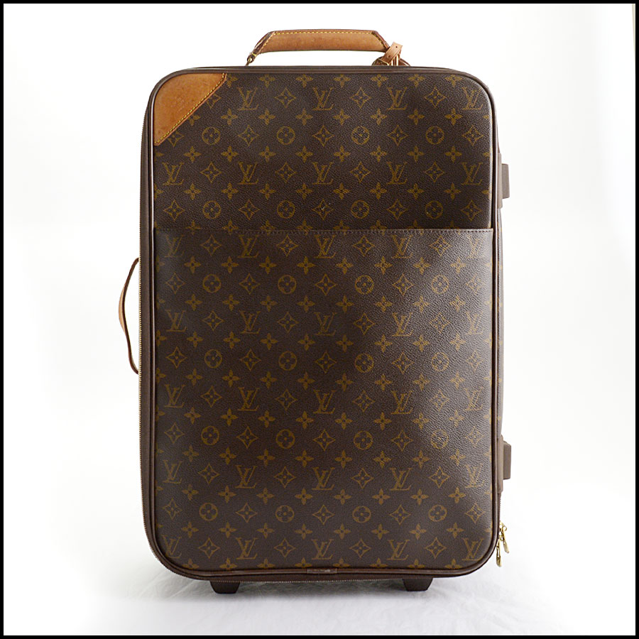 RDC10793 Louis Vuitton Monogram Pegase 55 Suitcase