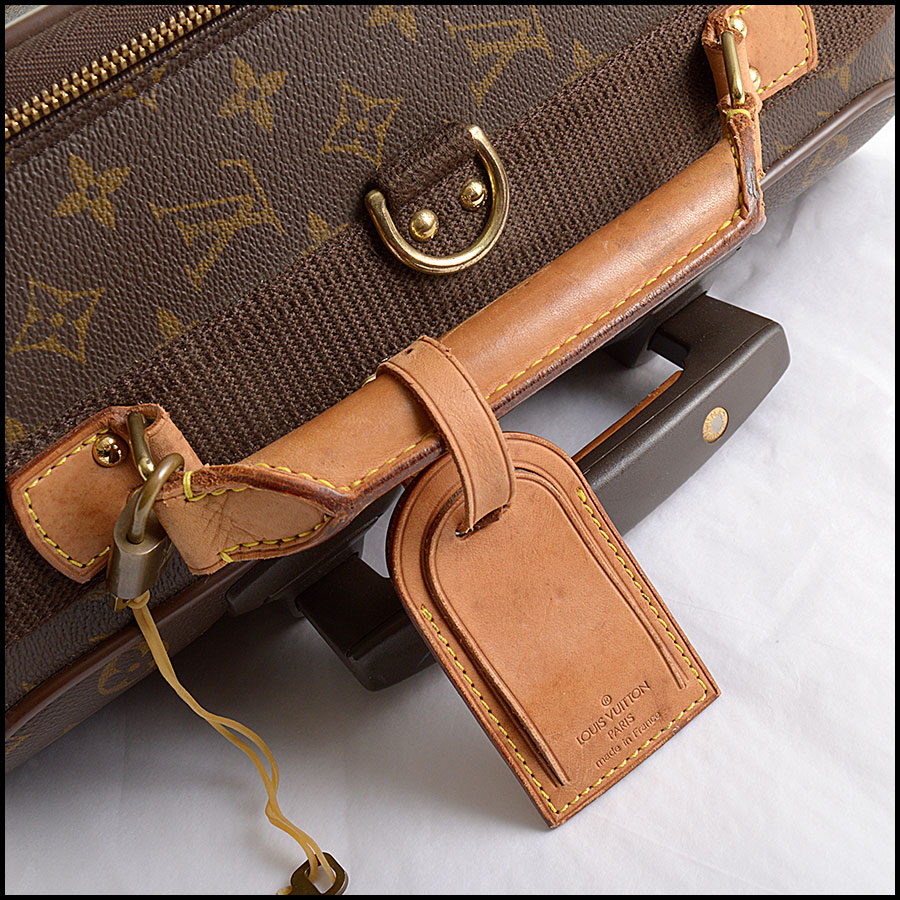 RDC10793 Louis Vuitton Monogram Pegase 55 Suitcase handle 1