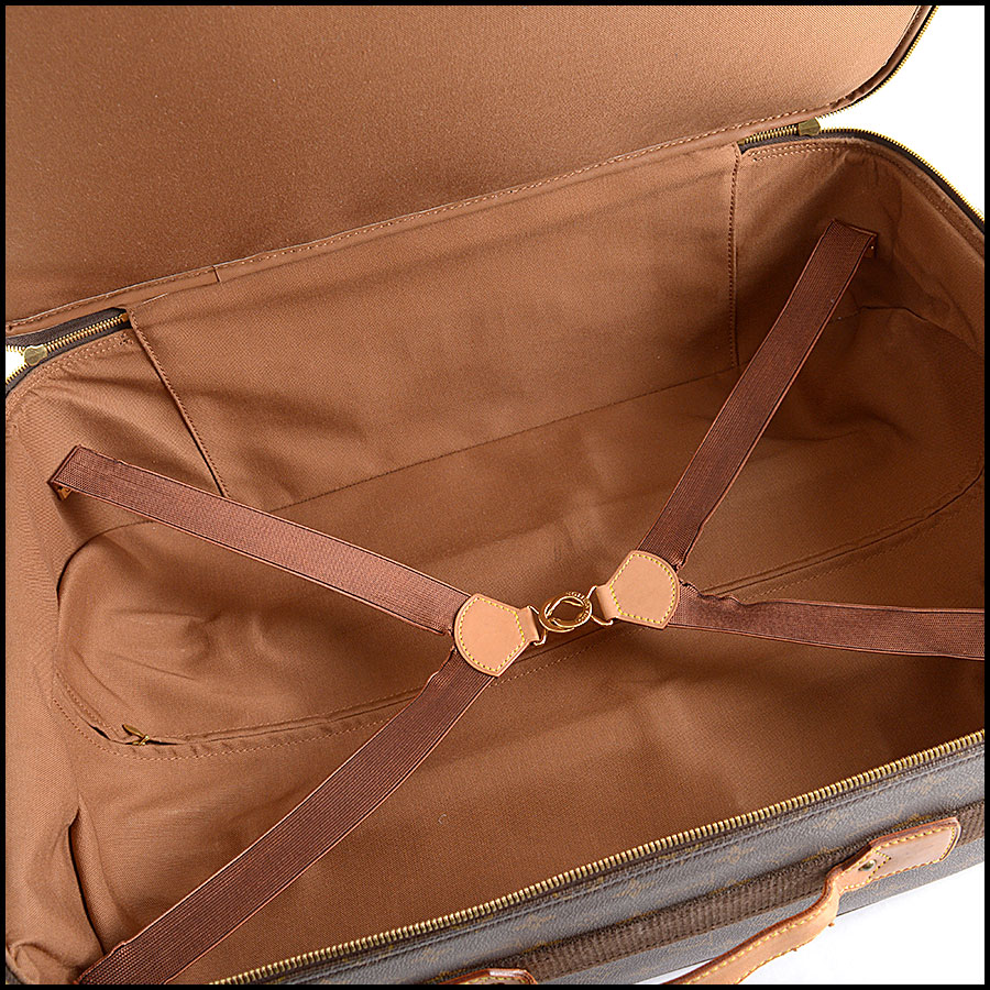 RDC10793 Louis Vuitton Monogram Pegase 55 Suitcase inside