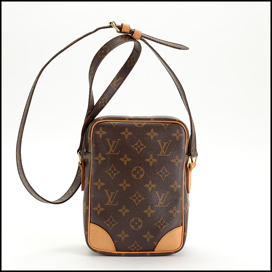 RDC11230 Louis Vuitton LV Monogram Amazone Crossbody back
