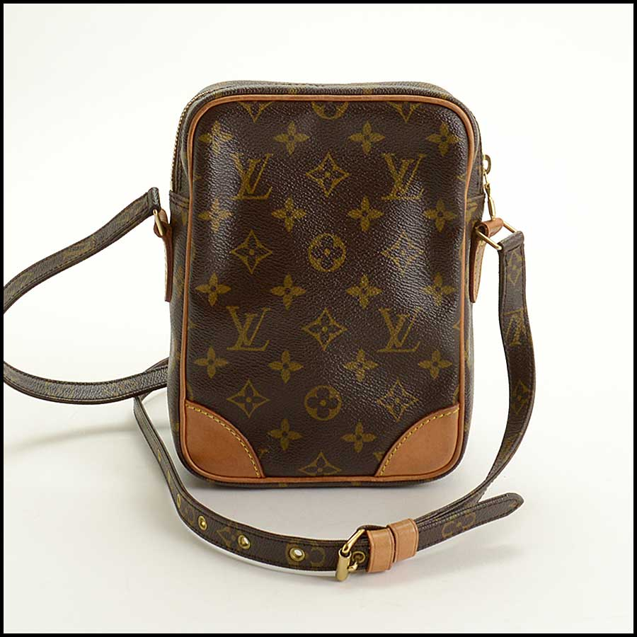 RDC11432 Louis Vuitton Monogram Amazone Crossbody back