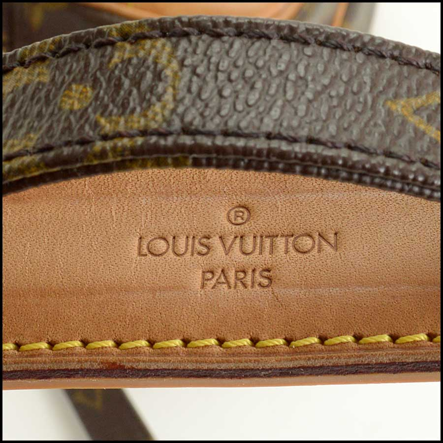 RDC11432 Louis Vuitton Monogram Amazone Crossbody tag 1