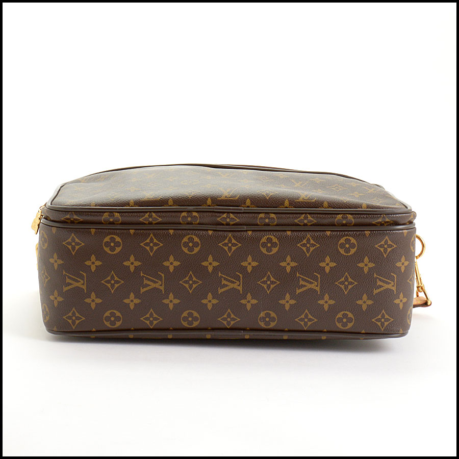 RDC10982 Louis Vuitton Monogram Computer Bag Briefcase bottom