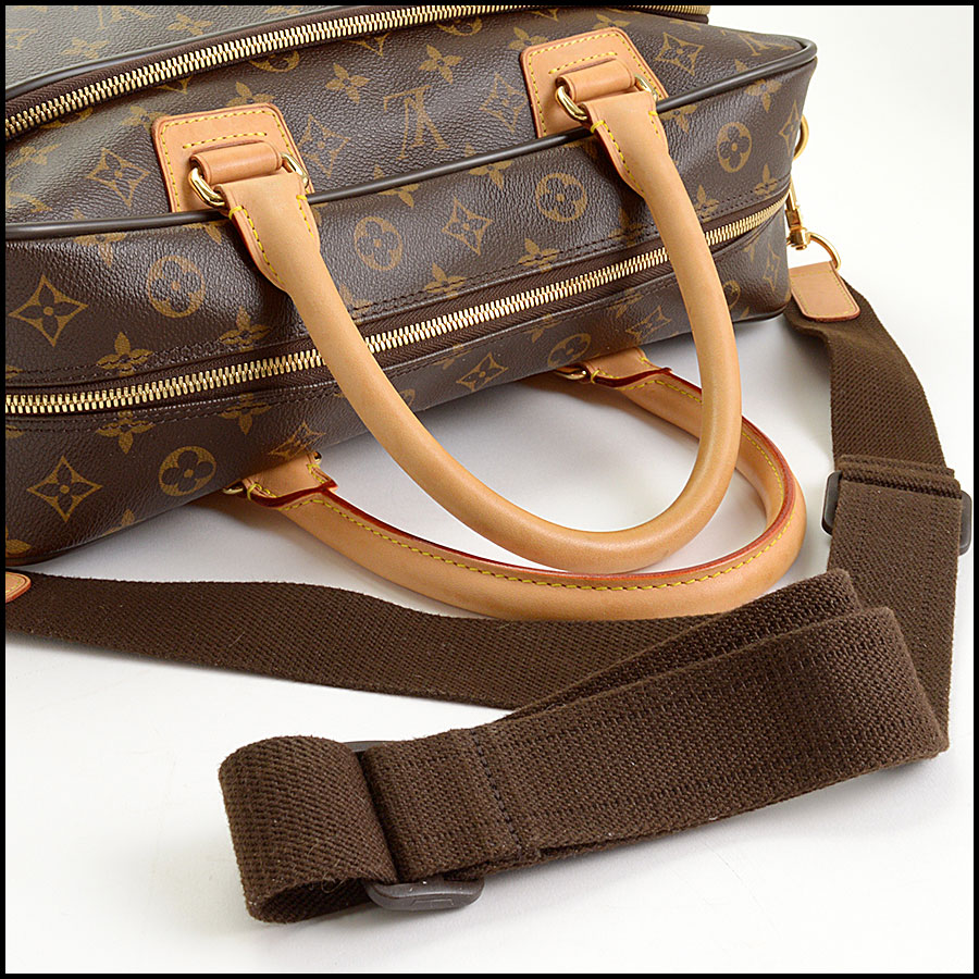 RDC10982 Louis Vuitton Monogram Computer Bag Briefcase handle
