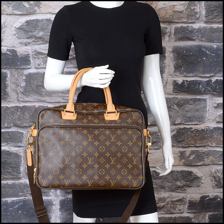 RDC10982 Louis Vuitton Monogram Computer Bag Briefcase model