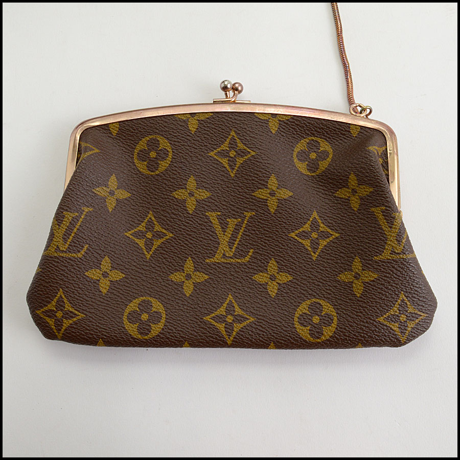 RDC11043 Louis Vuitton French Co. Bucket GM w/Pouch includes