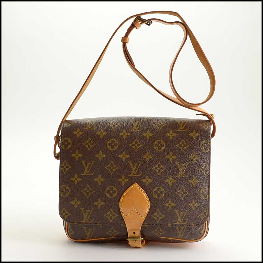 RDC11340 Louis Vuitton Monogram Cartouchiere GM Bag