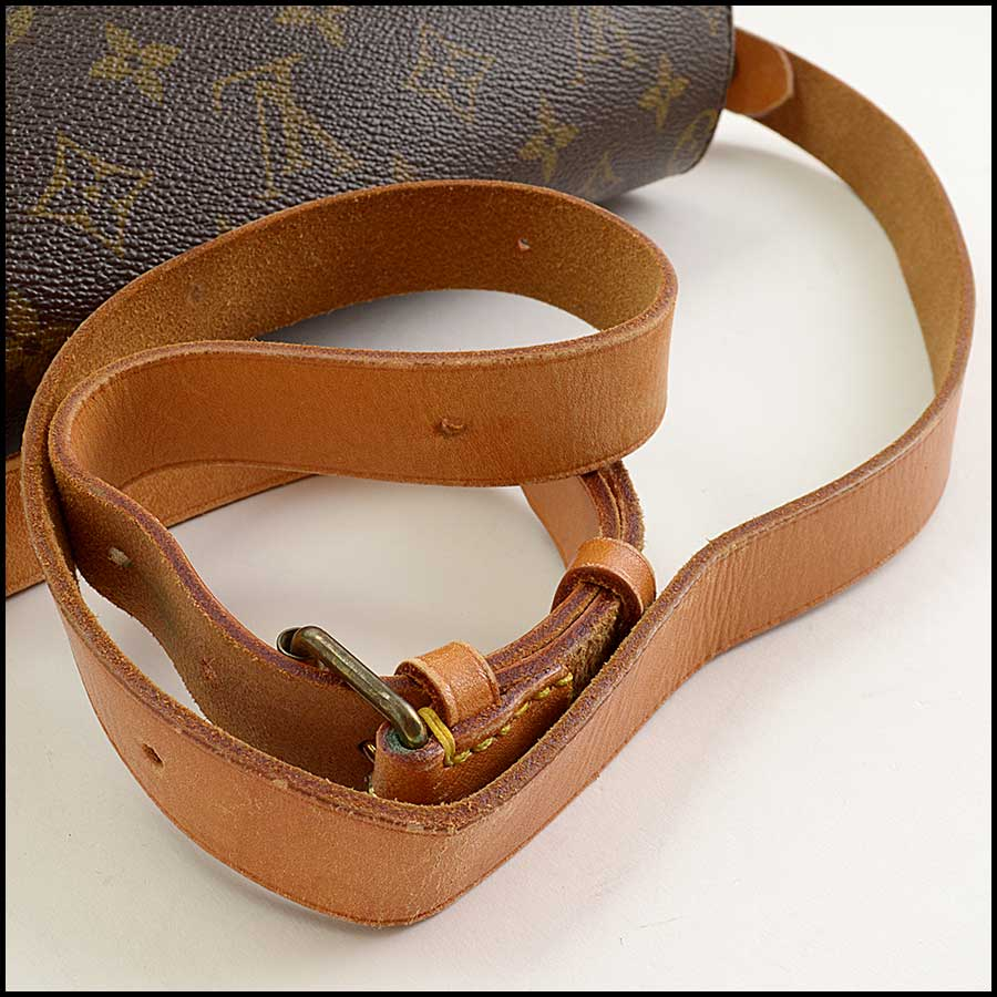 RDC11340 Louis Vuitton Monogram Cartouchiere GM Bag handle