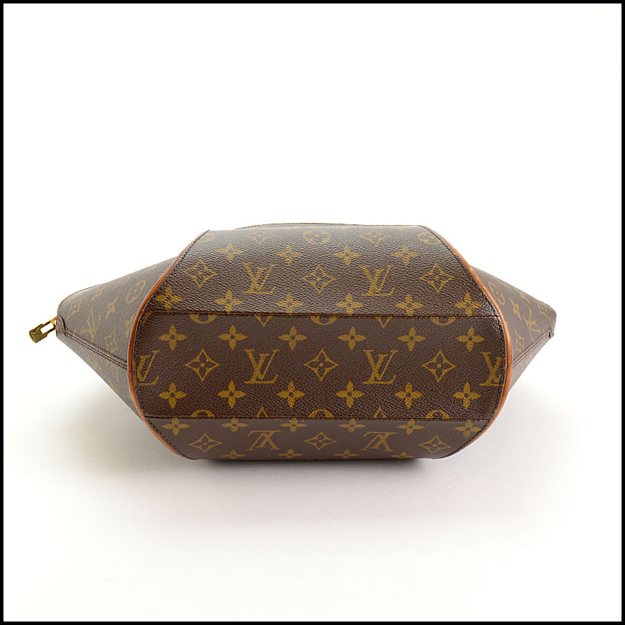 RDC10913 Louis Vuitton LV Monogram Ellipse MM Handbag bottom