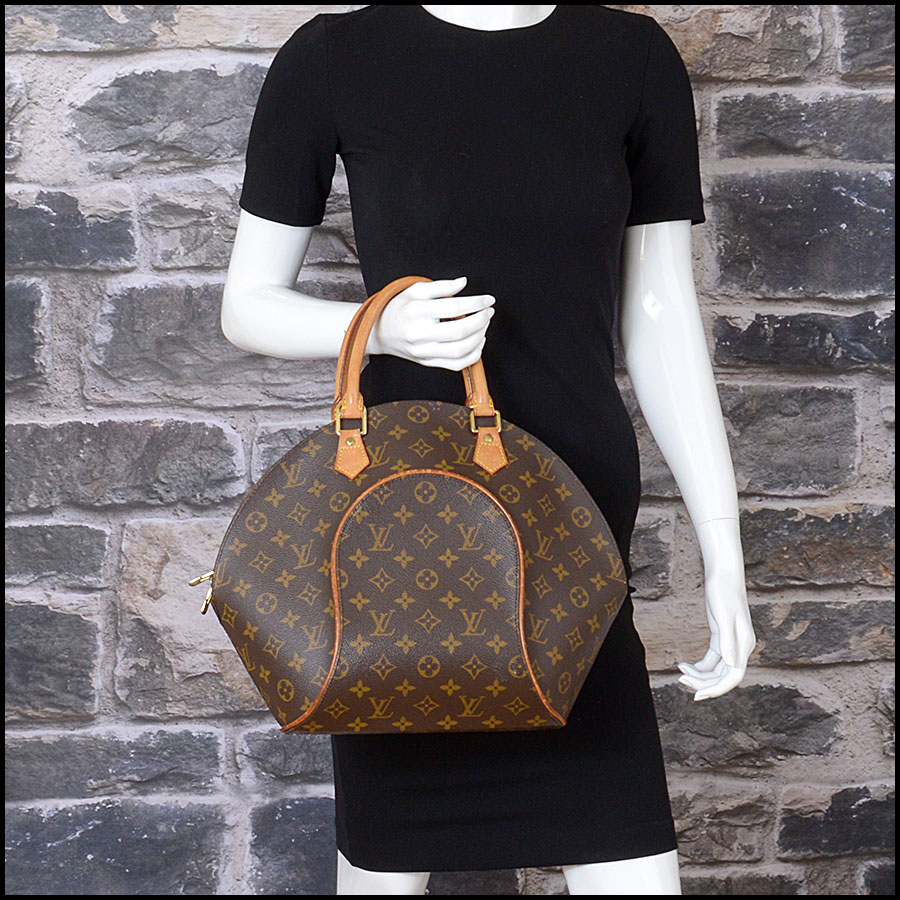 RDC10913 Louis Vuitton LV Monogram Ellipse MM Handbag model