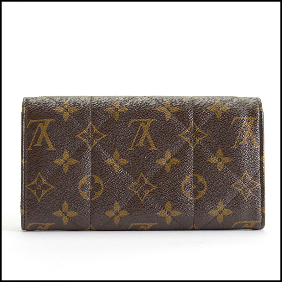 RDC10245 Louis Vuitton Etoile Wallet back