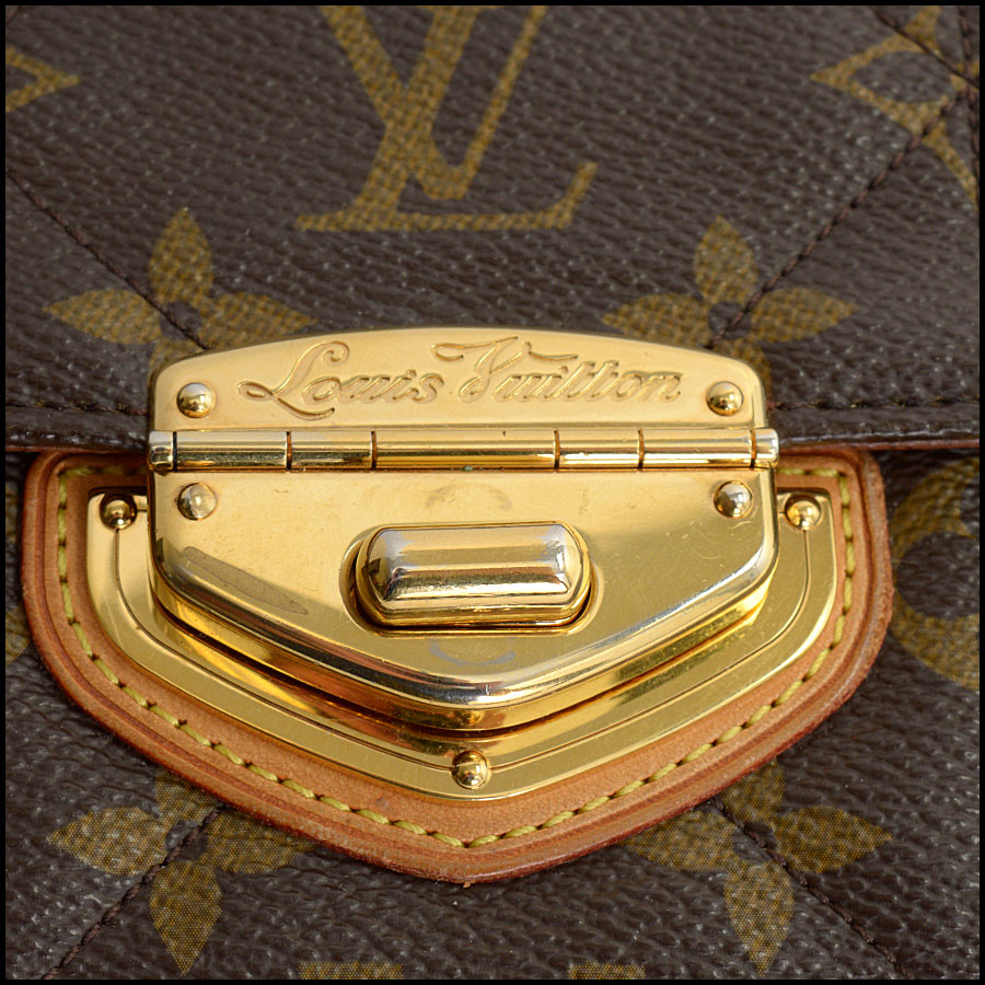 RDC10245 Louis Vuitton Etoile Wallet close up