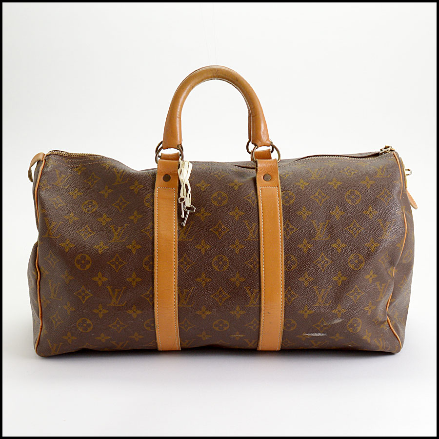 RDC10269 Louis Vuitton French Co. Keepall 45