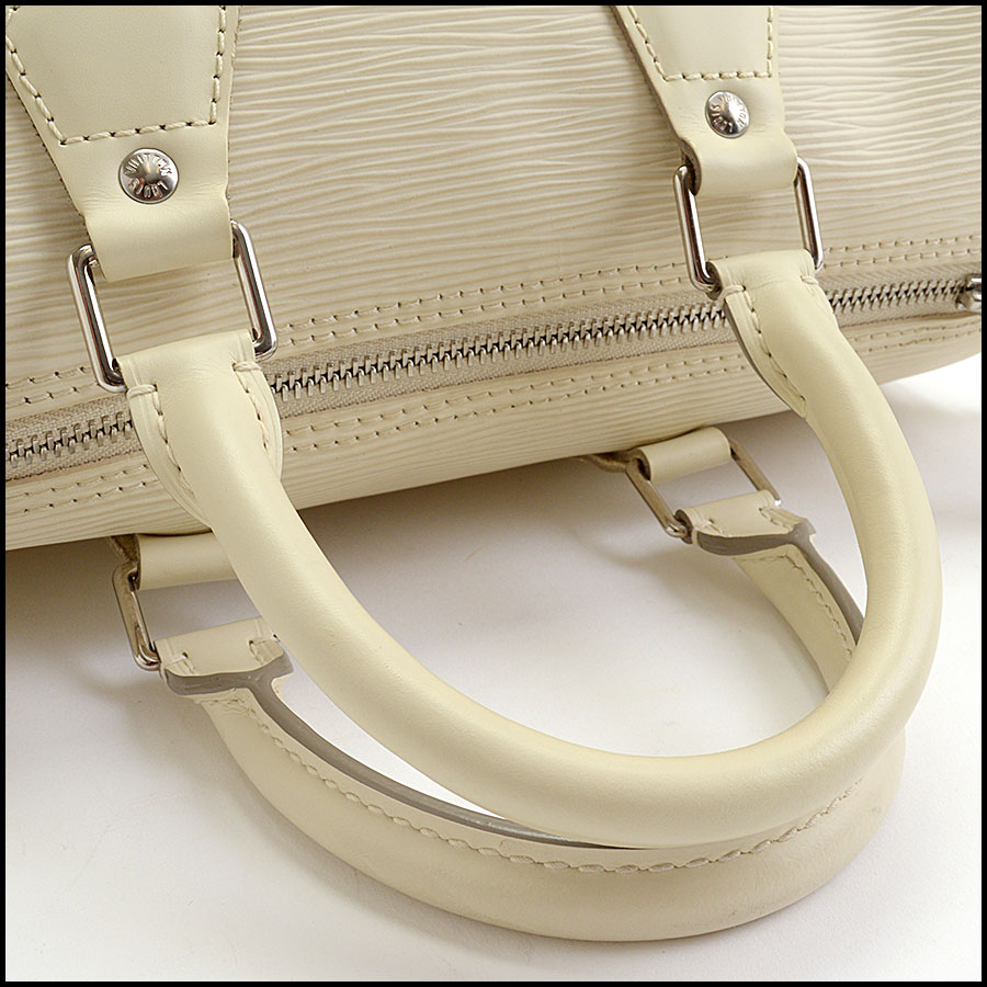 RDC9994 Louis Vuitton Ivory Epi handle