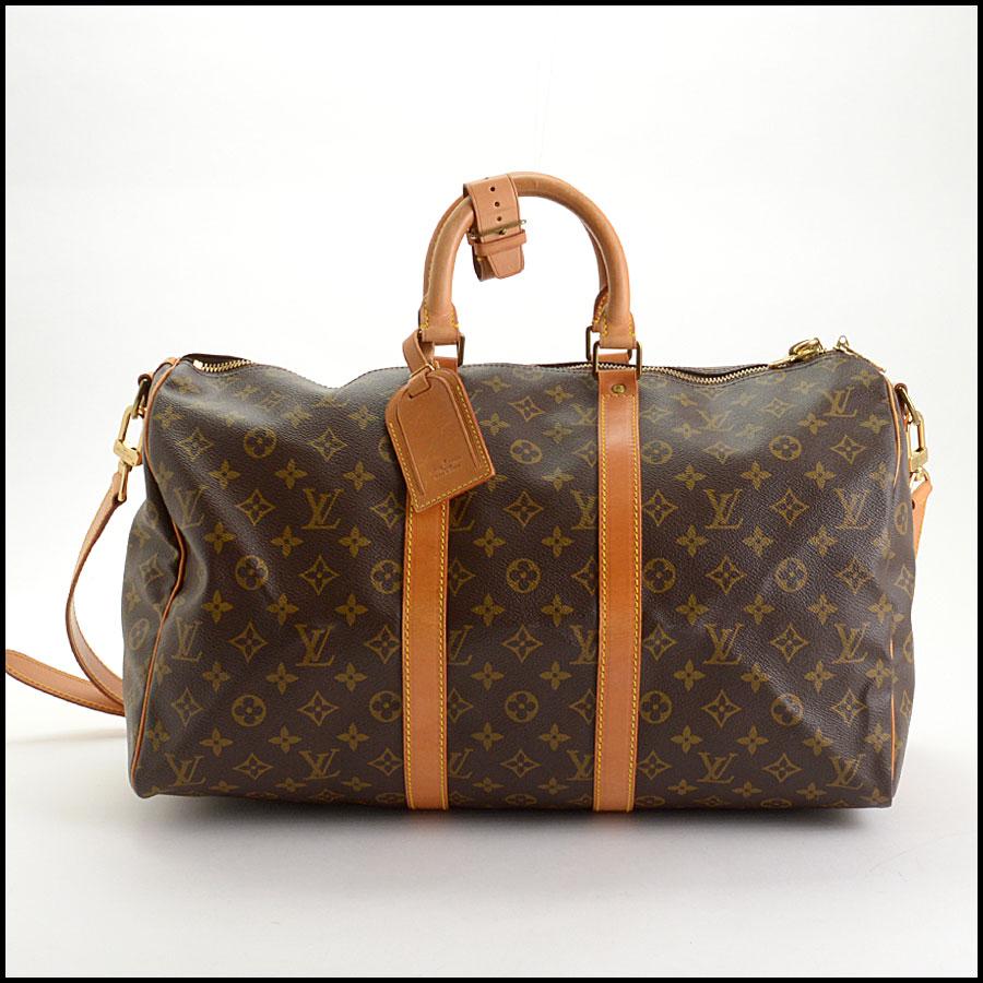 RDC10919 Louis Vuitton Monogram Keepall 45 Bandouliere