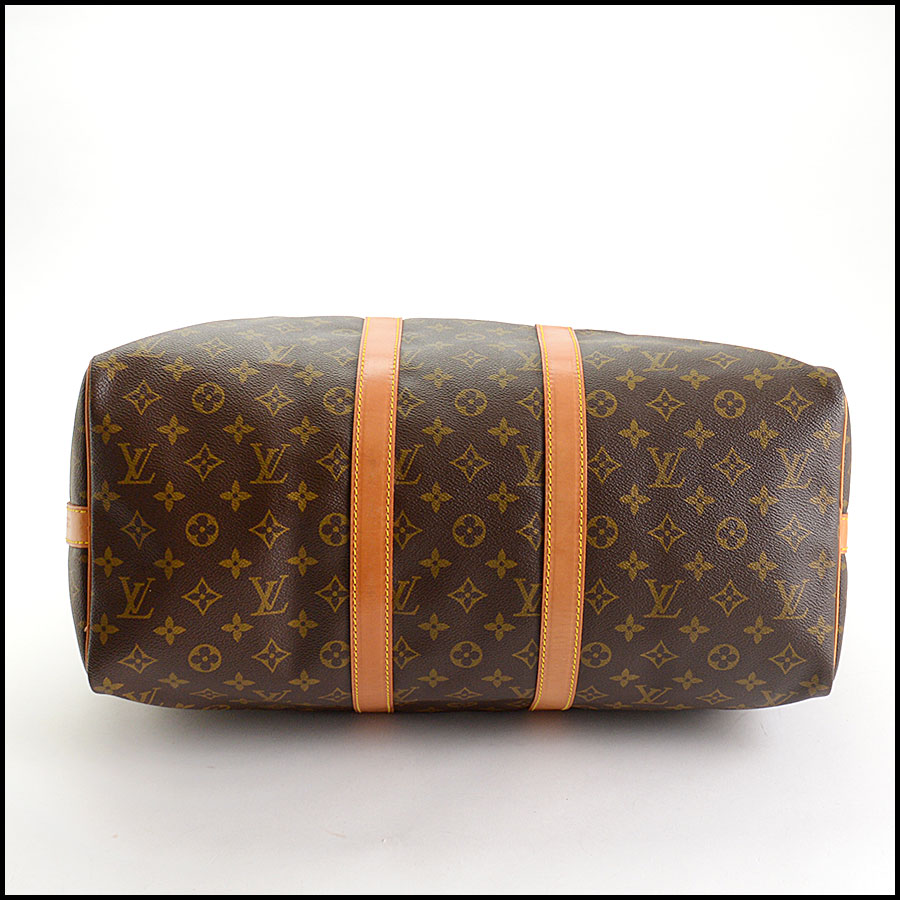 RDC10919 Louis Vuitton Monogram Keepall 45 Bandouliere includes 1